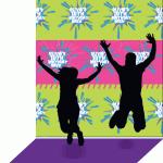 KCA Inspired Purple Carpet