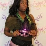 Aniya's Mardi Gras Birthday
