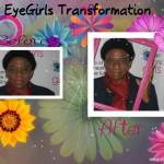 Eye Girl's Pink Carpet