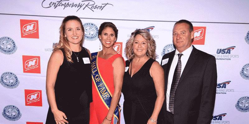 Red Carpet Arrivals > 2018 Water Ski Hall of Fame