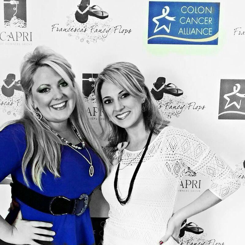Colon Cancer Fundraiser 5x8 Step Repeat Redcarpets Blog
